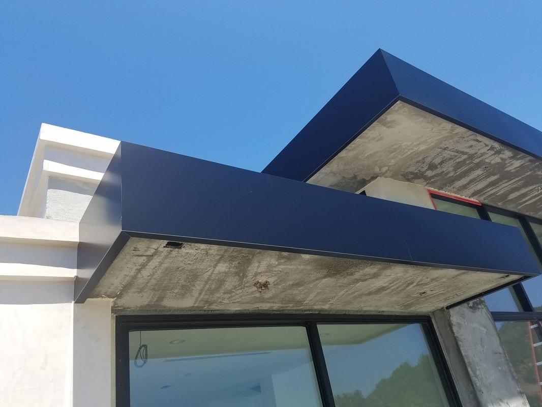 Metal Siding And Cladding Installation Company Los