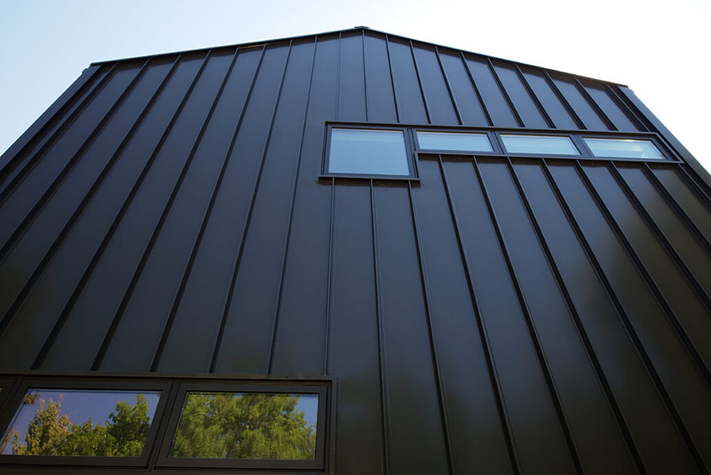 Metal Siding and Cladding installation Company  Los Angeles