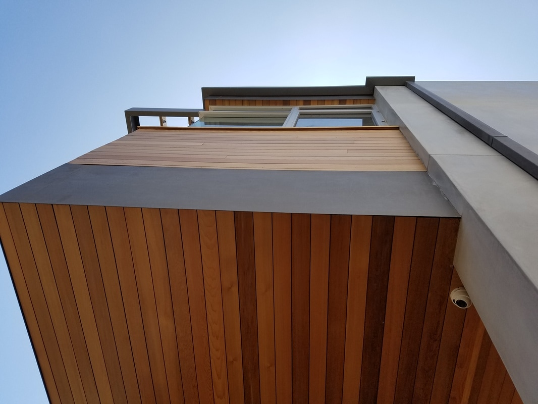 Metal Siding Installation Metal Siding And Cladding Installation Company Los Angeles And